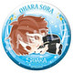 Tsukipro the Animation: Fortune Can Badge SOARA & Growth: 1 Box (9pcs)