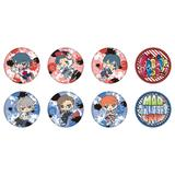 Hypnosis Mic Sanrio Remix: Trading Can Badge Vol.1 1 Box (8pcs)