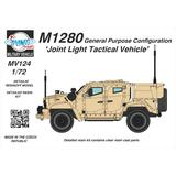 1/72 M1280 General Purpose Configuration Joint Light Tactical Vehicle