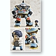 Dr. Slump Arale-chan Mecha Collection Caramel Man 7