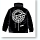 Laughing Man Windbreaker Black XL