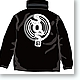 SOS Brigade Windbreaker Black L