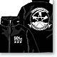 Strike Witches Windbreaker Black L