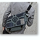 Zeon Shoulder Bag Charcoal