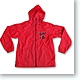 Red Hair Pirates Windbreaker Red & Navy M