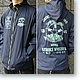 501st Joint Fighter Wing Hooded Windbreaker Navy XL