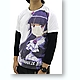 Kuroneko Full Graphic T-Shirt White M
