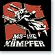 Kampfer T-Shirt Black M