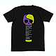 s9ez original talkingskeleton T-Shirt Black XS