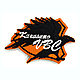 Karasuno VBC Logo Detachable Patch