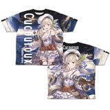 Granblue Fantasy: Cucouroux Double-sided Full Graphic T-shirt: L