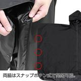 Girls und Panzer das Finale: Kuromorimine Girls High School Rain Poncho: Black
