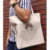 Rent-A-Girlfriend: Ruka Sarashina Large Tote Bag: Natural