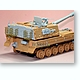 1/35 K9 ROK Army Self-Propelled Howitzer Detail-Up Kit (for Academy)