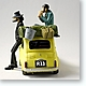 Lupin III Treasure on Desk Figure act.2: Journey course