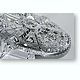 1/144 B-Grade Millennium Falcon: Chrome-Plated Wonder Festival 2010 Limited Edition
