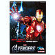 1/9 Avengers: Iron Man Mk.VII Action Hero Vignette (Pre-Painted Kit)