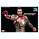 1/9 Iron Man 3: Iron Man Mk. 42 Battle Damage Ver. (Pre-Painted Kit)