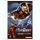 1/9 Avengers: Iron Man Mark VII (Unpainted Kit) Battle Ver.