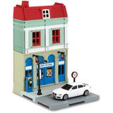 1/64 Musical Instruments Store & Audi A5 Sportback White