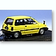 1/43 Honda City w/Motocompo 1981 (Yellow)