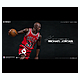 1/6 Real Masterpiece NBA Collection: Michael Jordan #23 (Series 1 Road Edition)