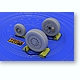 1/48 F-16 Fighting Falcon Early Wheels (for Kinetic)