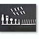 1/20 DFV Engine Funnel & Distributor Set (for Tamiya Lotus 79)