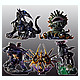 Final Fantasy Creatures Kai #4: 1 Box (8pcs)