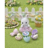 Sylvanian Families: White Rabbit Easter Set