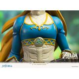 The Legend of Zelda Breath of the Wild Zelda 10 inch PVC Statue