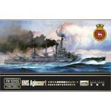 1/700 Royal Navy HMS Agincourt Deluxe Edition