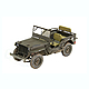 1/20 US Army 1/4-Ton 4x4 Truck (Slat Grille Type)