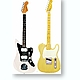 1/8 Fender Guitar Collection #3: 1 Box (10pcs)