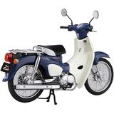 1/12 NEXT Honda Super Cub 110 (Urbane Denim Blue Metallic)