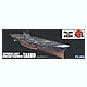 1/700 IJN Aircraft Carrier Taiho Full-Hull Model