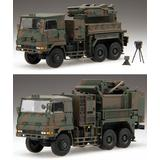 1/72 JGSDF Type 81 Surface-to-Air Missile Launcher and Fire Control Systems Vehicles (3pcs)