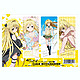 To Love-Ru Darkness Clear Bookmark (Konjiki no Yami)