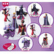Putitto Disney Villains: 1 Box (8pcs)