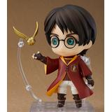 Nendoroid Harry Potter: Quidditch Ver. (Harry Potter)