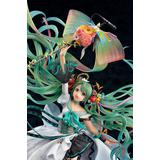 1/7 Character Vocal Series 01 Hatsune Miku: Hatsune Miku Memorial Dress Ver. PVC