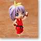 Nendoroid Petite Lucky Star x Street Fighter Set