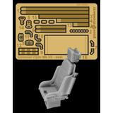 1/32 Colonial Army Single Seat Space Fighter Mk.VII Sheet (for M/R)