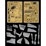 1/350 Klingon Bird of Prey B'rel Class Detail-Up Parts Set (for AMT)