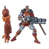 Marvel - Hasbro Action Figure: 6 Inch: Legends - Deadpool Series 1.0: #07 Deathlok