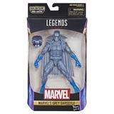 Marvel - Hasbro Action Figure: 6 Inch: Legends - Captain Marvel Series 1.0: #06 Grey Gargoyle