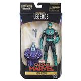 Marvel - Hasbro Action Figure: 6 Inch: Legends - Captain Marvel Series 1.0: #04 Yon-Rogg (Movie Version)