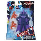 Spider-Man: Into the Spider-Verse - Hasbro Action Figure: 6 Inch: Basic - Wave 1 Marvel's Prowler