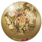 Dragonball Z Four-star Ball Chocolate Can / Gold