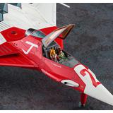 1/72 Crusher Joe Fighter 2 w/Alfin Figure